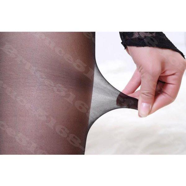 女神的秘密衣櫥 開檔顯瘦褲襪 開襠絲襪 情趣 鏤空 免脫 連褲襪 開檔透氣褲襪絲襪