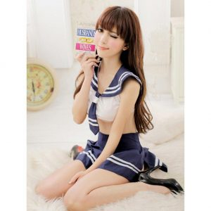 女神的秘密衣櫥 角色扮演 情趣角色服 日系 學生服 派對服裝 水手服  角色扮演服 性感學生服飾 交換禮物 學生
