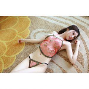 女神的秘密衣櫥 角色扮演 貴妃宮廷貴妃角色服 性感肚兜 情趣華服 扮演服 <現貨> 性感內睡衣 肚兜 性感情趣內衣